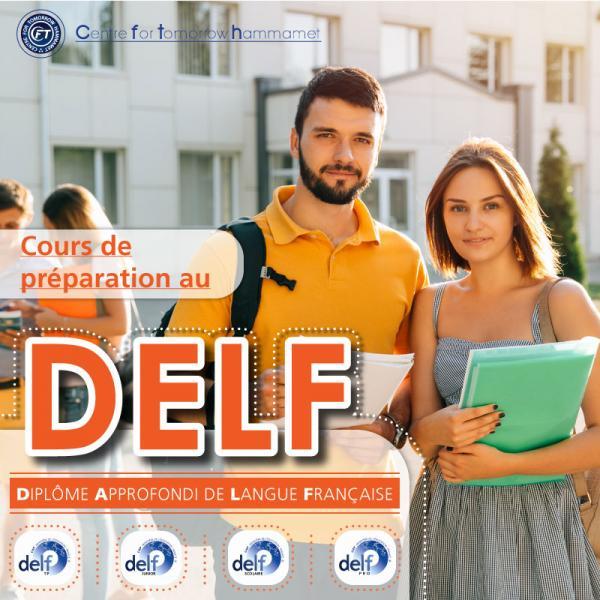 Cours de préparation au DELF