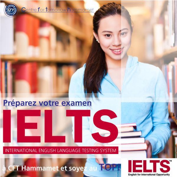 Cours de préparation au test IELTS